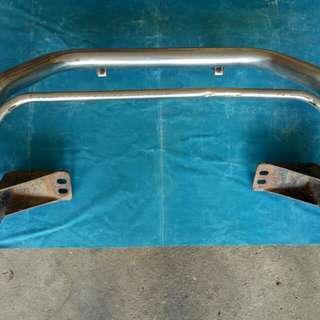 Bumper Hilux Doublecap N166