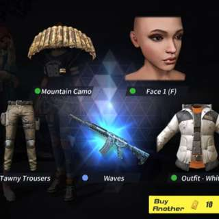 Rules of survival ros account boosting boost