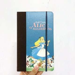 Alice vintage notebook📘