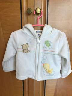 Carter's fleece jacket for baby