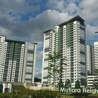Ivory Residence, Mutiara Heights, Kajang, Selangor, Malaysia, Condominium, Want o SALE, FREEHOLD PROPERTY.