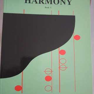 ABC of harmony Book C by Roy Wilkinson