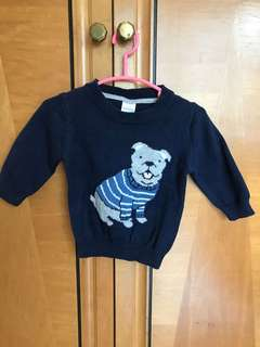 Carter's cotton sweater for boy