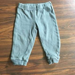 Carters Dark Grey Trousers