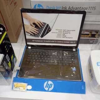 Laptop Hp bisa dicicil