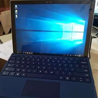 Microsoft surface pro 4 8gb 256gb