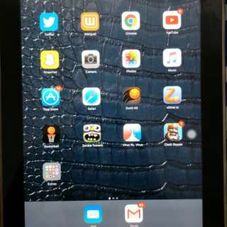 ipad 2 (no issue)