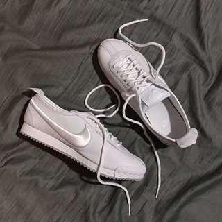 Nike Classic Cortez Nylon 阿甘鞋 2017新款 皮面電繡