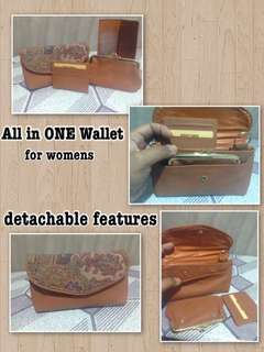 All-In One Wallet