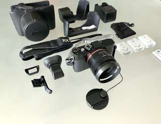 Sony RX1 Full Frame camera
