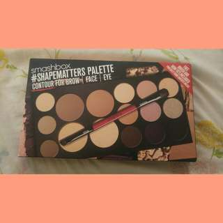 Smashbox #shapematterspalette