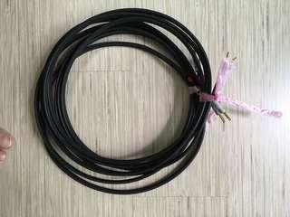 Naim naca5 speaker cable pair