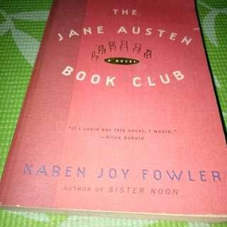 Jane Austen Book Club (Novel)