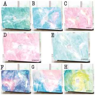 Fantasy Marble Macbook Cover
