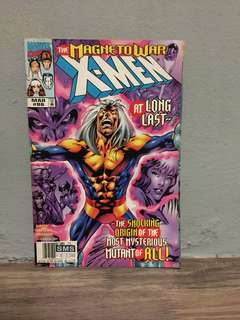 X-Men magazines