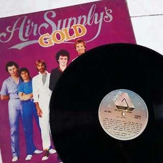 Air Supply Gold LP/Vinyl