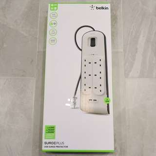 NEW: Belkin Surge Plus Surge Protector with USB