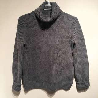 Aritzia Babaton XS Merino Wool Cowl Neck Sweater