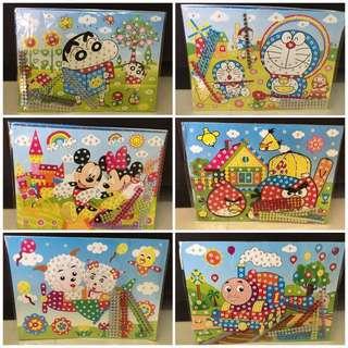 Goodie bag diamond art and craft kids 3