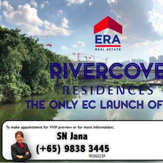 RiverCove Residences The Only EC in 2018