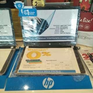 Credit laptop HP