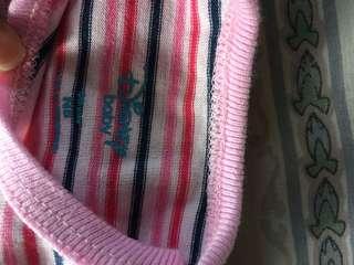 Minnie mouse romper (Newborn)