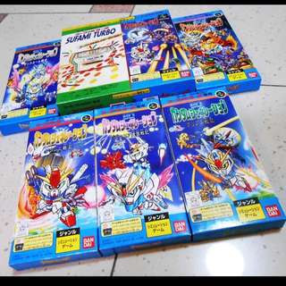 SFC - SD Gundam full set