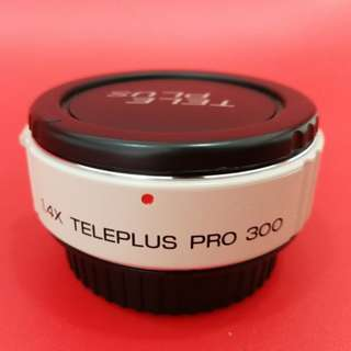 Kenko Teleplus Pro 300 1.4x Tele extender  for Canon EF
