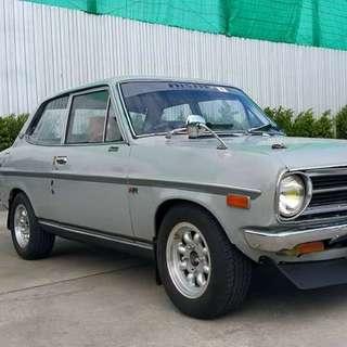 Datsun KB110 Thai Regn