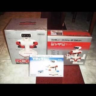 Famicom - Robot full set