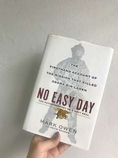 No Easy Day