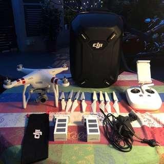 DJI Phantom 3 Advanced + Drone Bag
