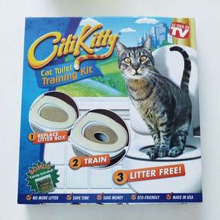 Cat Toilet Training Kit CitiKitty