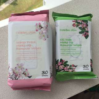 COMBO SKIN | Makeup Remover Wipes