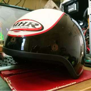 (Sold) Vintage Mhr Fiber Steng Cutting Marushin Helmet