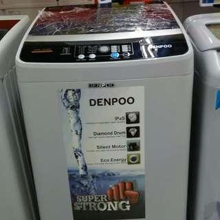 Mesin Cuci Top Loading Denpoo Promo Tanpa DP