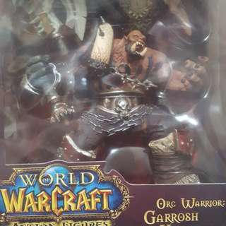 World Of Warcraft Action Figure Collectible RARE