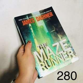 Maze Runner James Dashner