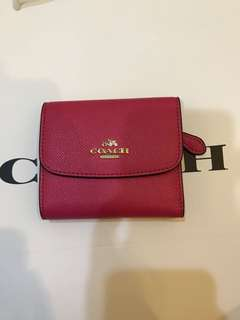 Original coach women sling bag wallet purse pouch coin bag