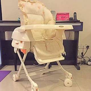 COMBI Rashule 4 in 1 HighChair