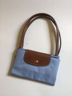 Long Champ long strap bag