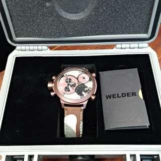 Welder watch , quartz