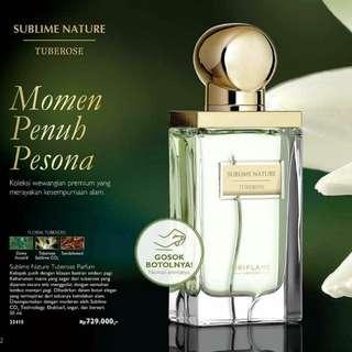 Sublime Nature Tuberose Parfume