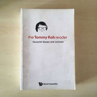 the Tommy Koh reader