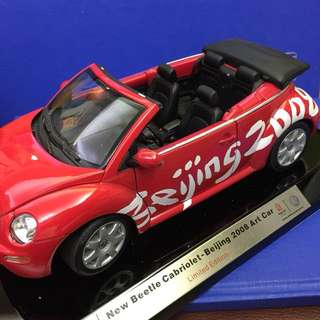 2008 年北京奧運車模限量版