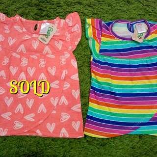 Kaos Anak BoBo Kids Layer Tee Size 2 Th