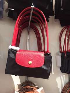 New model long Champ handbag