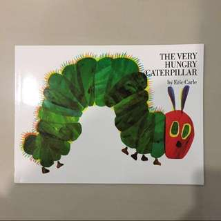 $5.90 Eric Carle BN The Very Hungry Caterpillar