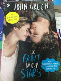 Book: The Fault in Our Stars (John Green)