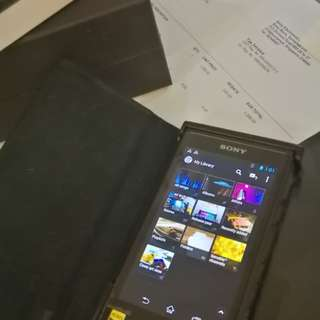 Sony NW-ZX2 Hi-Res Music Player